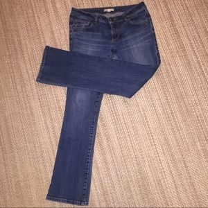 CAbi Bootcut Jeans Blue Size 8